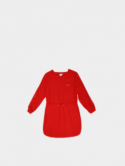 Сукня Boss модель J12201/992 — фото - INTERTOP