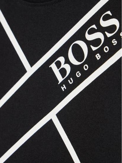 Футболка Boss модель J25L71/09B — фото 3 - INTERTOP