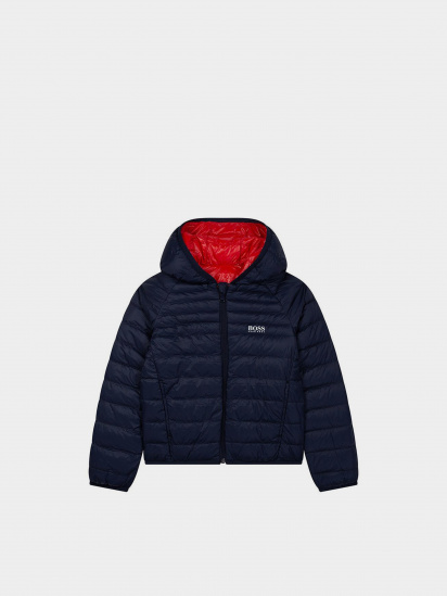Зимова куртка Boss модель J26457/97E — фото 2 - INTERTOP