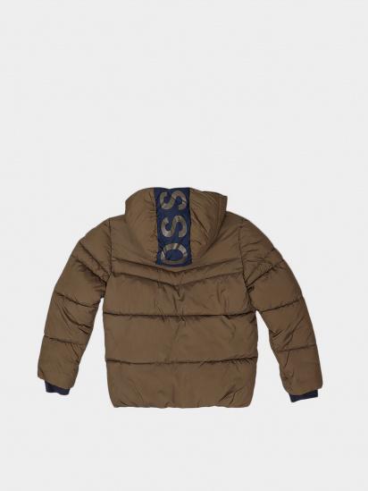 Зимова куртка Boss модель J26458/641 — фото 2 - INTERTOP