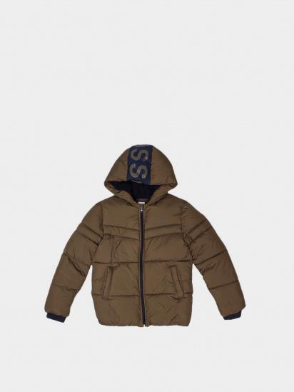 Зимова куртка Boss модель J26458/641 — фото - INTERTOP