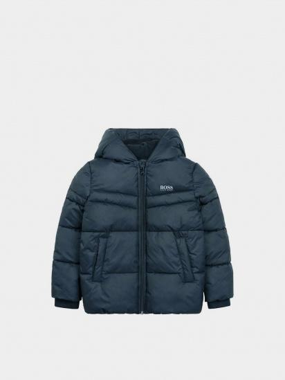 Зимова куртка Boss модель J26458/849 — фото - INTERTOP