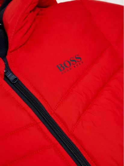 Зимова куртка Boss модель J26458/97E — фото 4 - INTERTOP