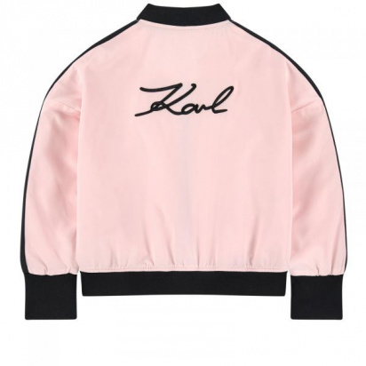 Куртка KARL LAGERFELD модель Z16047/44L — фото 2 - INTERTOP