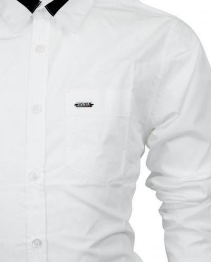 Сорочка з довгим рукавом KARL LAGERFELD модель Z25134/10B — фото 3 - INTERTOP