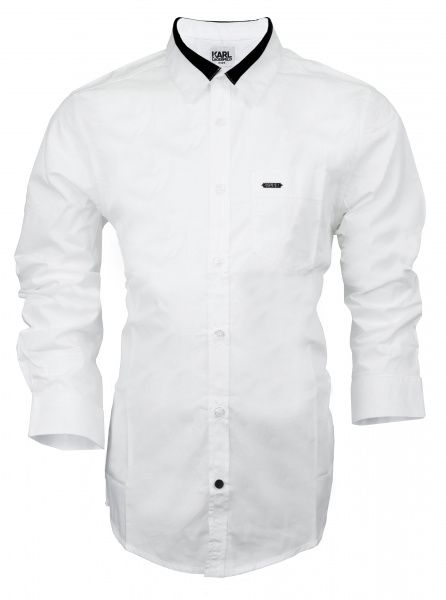KARL LAGERFELD Рубашка с длинным рукавом детские модель HR167 цена, 2017