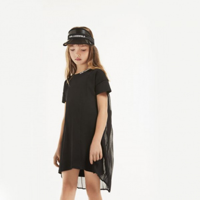 Сукня KARL LAGERFELD модель Z12111/09B — фото 3 - INTERTOP