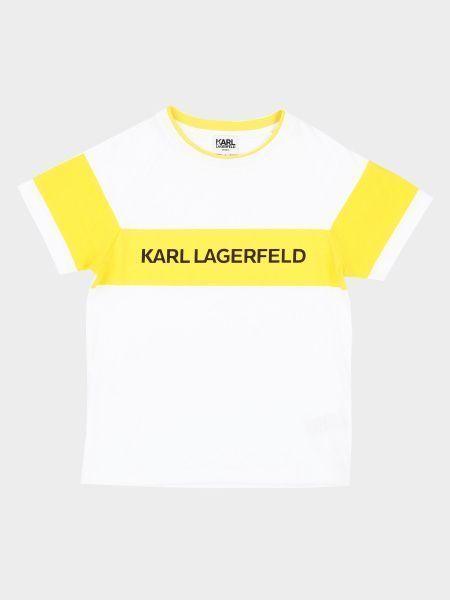 Футболка детские KARL LAGERFELD модель HR188 отзывы, 2017