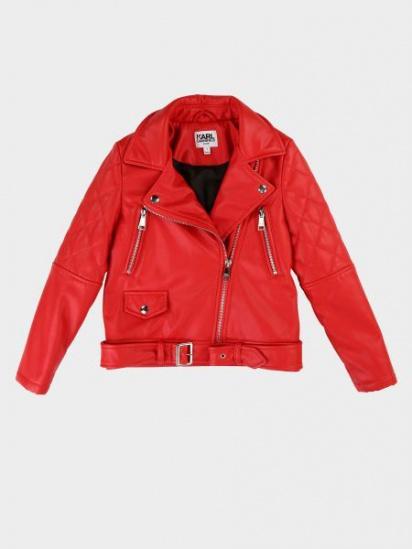 Куртка KARL LAGERFELD модель Z16067/97E — фото - INTERTOP