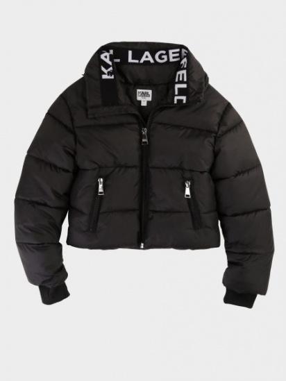 Куртка KARL LAGERFELD модель Z16072/09B — фото - INTERTOP