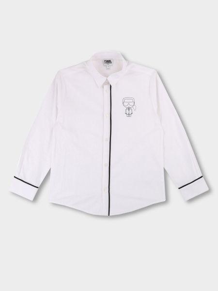 Рубашка детские KARL LAGERFELD модель HR218 отзывы, 2017
