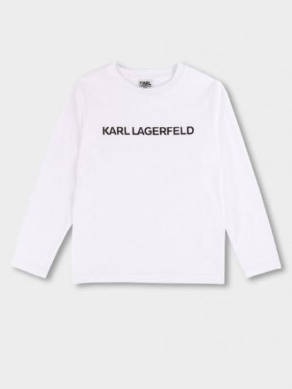 KARL LAGERFELD Кофти та светри дитячі модель Z25204/10B придбати, 2017