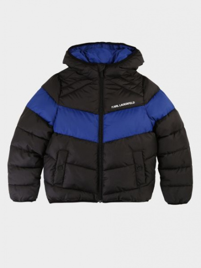 Куртка KARL LAGERFELD модель Z26055/09B — фото - INTERTOP