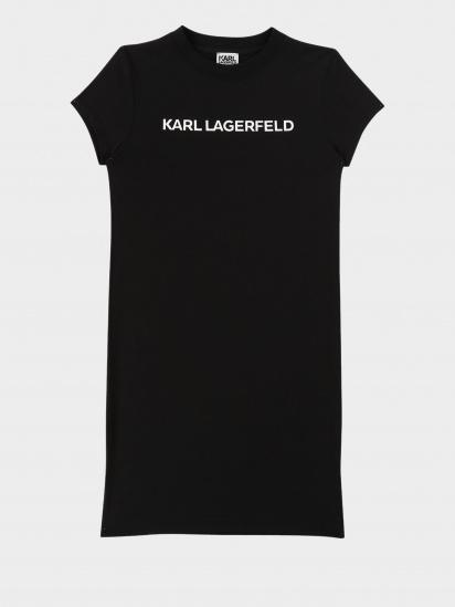 Сукня KARL LAGERFELD модель Z12133/09B — фото - INTERTOP