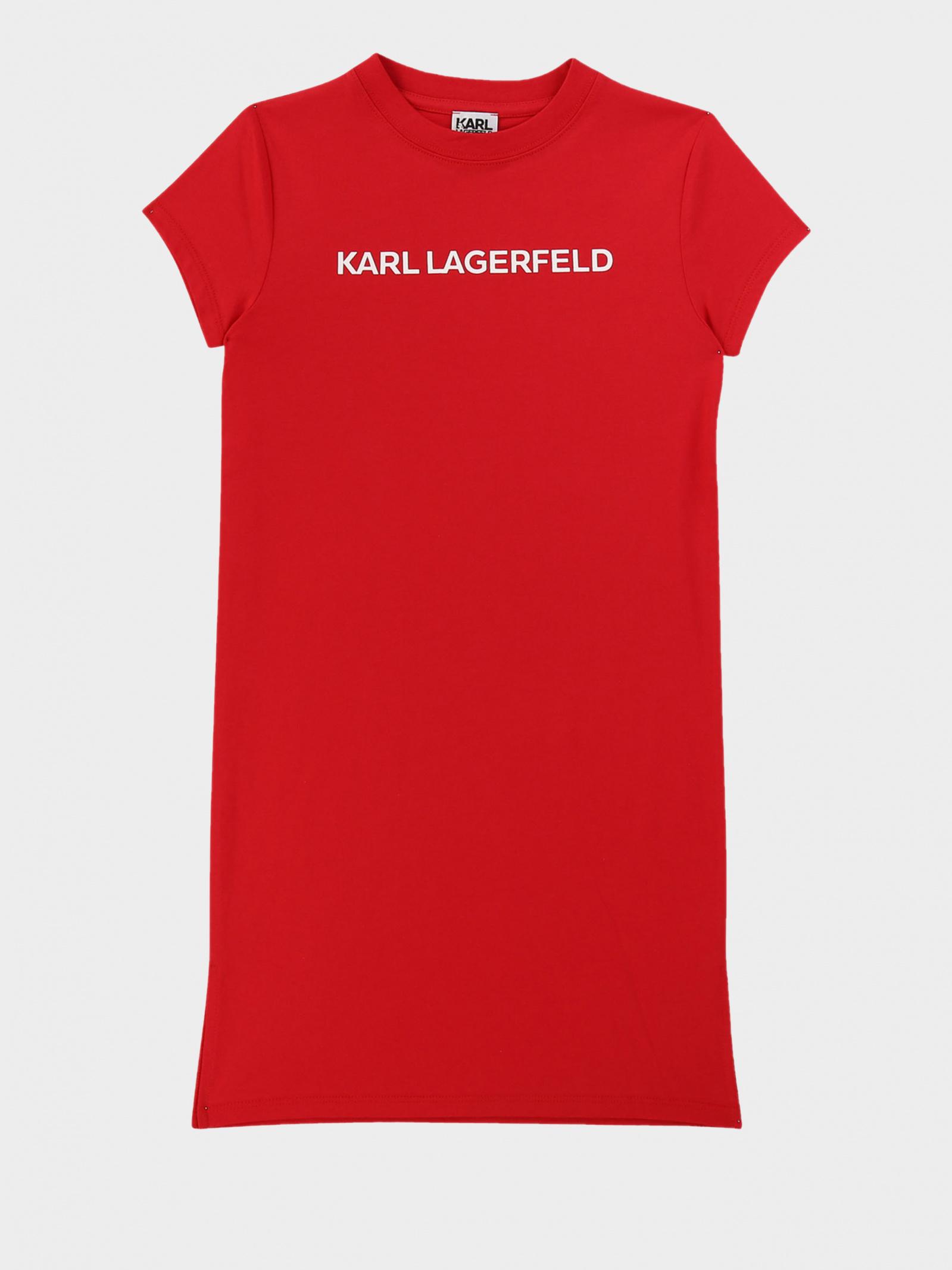 Платье детские KARL LAGERFELD модель HR233 качество, 2017