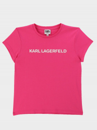 Футболка детские KARL LAGERFELD модель HR254 отзывы, 2017