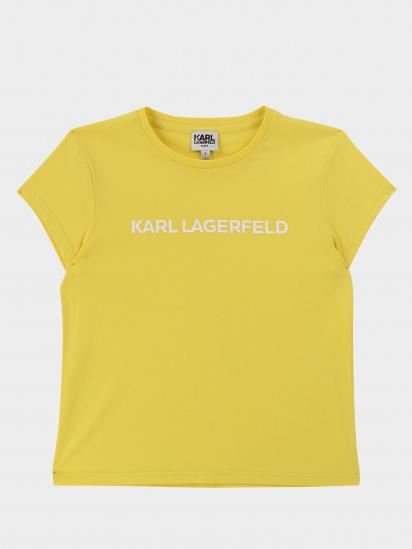 Футболка детские KARL LAGERFELD модель HR255 отзывы, 2017