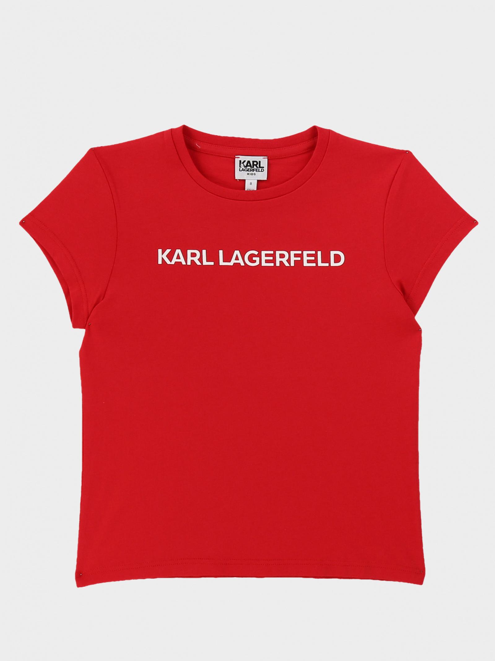 Футболка детские KARL LAGERFELD модель HR256 отзывы, 2017