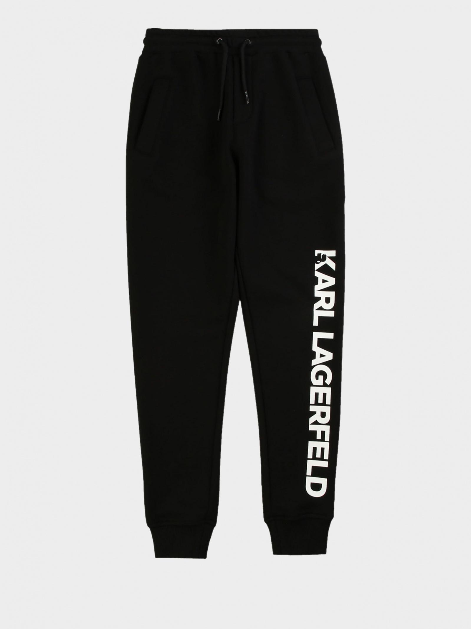 Штаны спортивные детские KARL LAGERFELD модель HR267 приобрести, 2017