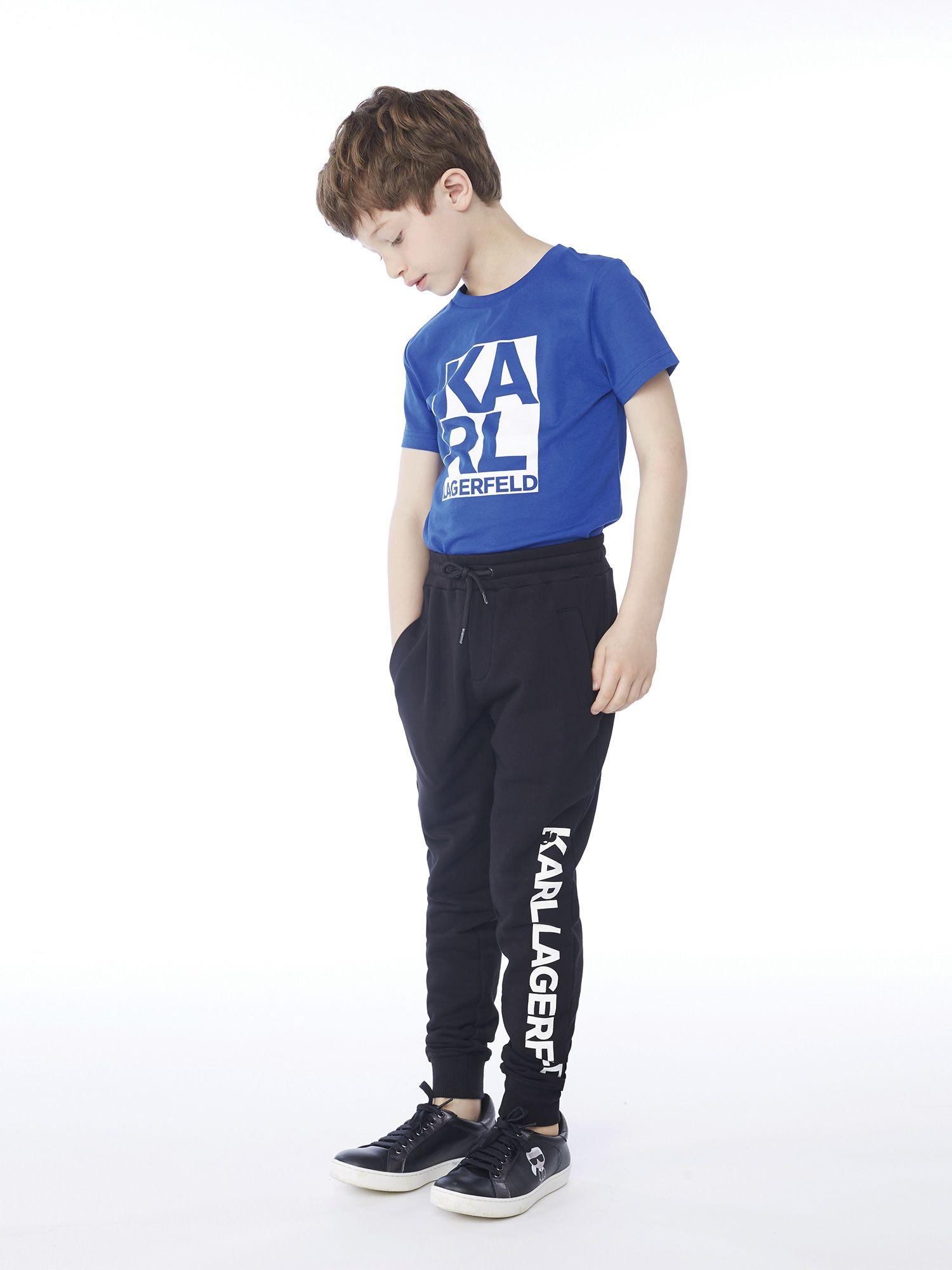 Штаны спортивные детские KARL LAGERFELD модель HR267 , 2017