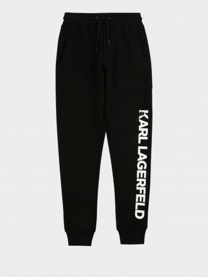Спортивні штани KARL LAGERFELD модель Z24088/09B — фото - INTERTOP