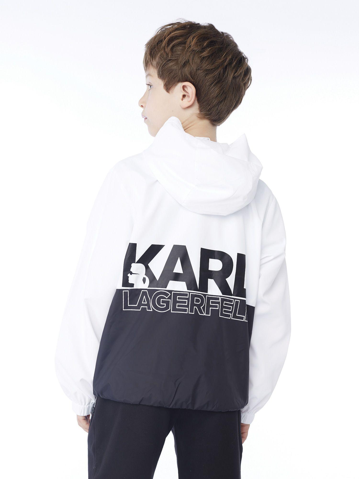 Куртка детские KARL LAGERFELD модель HR286 цена, 2017