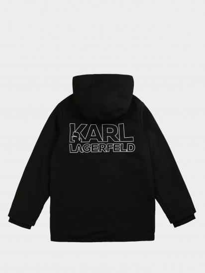 Куртка KARL LAGERFELD модель Z26060/09B — фото 2 - INTERTOP