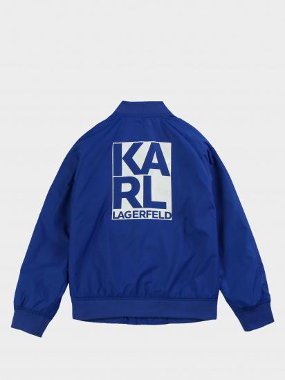 Куртка KARL LAGERFELD модель Z26063/829 — фото 2 - INTERTOP
