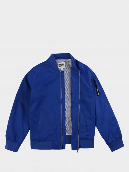 Куртка KARL LAGERFELD модель Z26063/829 — фото - INTERTOP