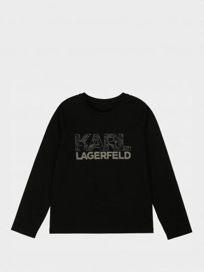 Реглан KARL LAGERFELD модель Z15266/09B — фото - INTERTOP