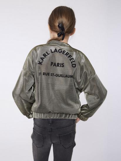 Куртка KARL LAGERFELD модель Z16084/604 — фото 2 - INTERTOP