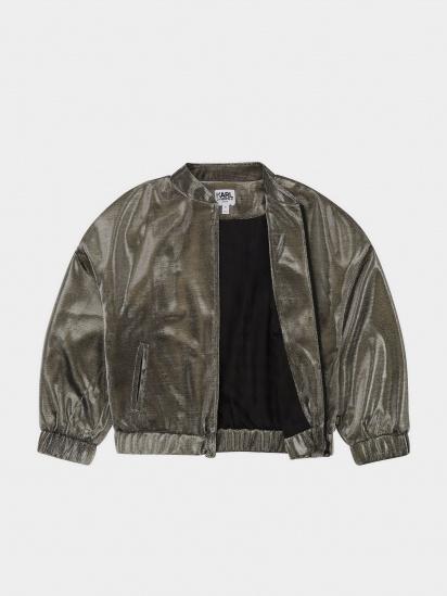 Куртка KARL LAGERFELD модель Z16084/604 — фото 3 - INTERTOP