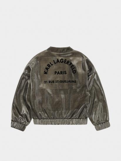Куртка KARL LAGERFELD модель Z16084/604 — фото 4 - INTERTOP