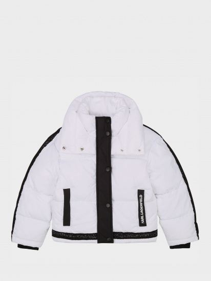Куртка KARL LAGERFELD модель Z16087/N50 — фото 3 - INTERTOP