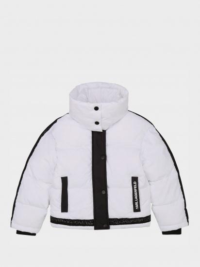 Куртка KARL LAGERFELD модель Z16087/N50 — фото - INTERTOP