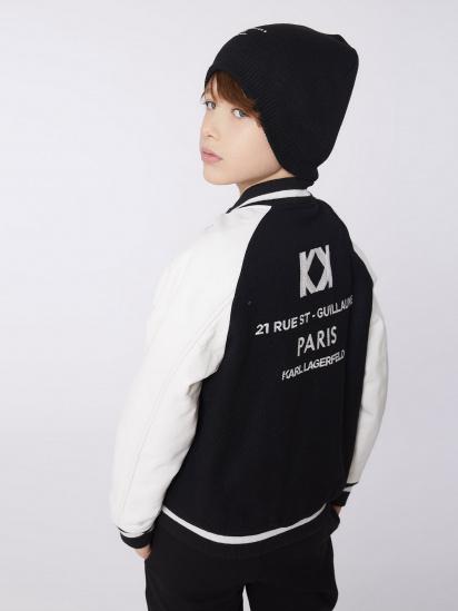 Куртка KARL LAGERFELD модель Z26068/N50 — фото 2 - INTERTOP