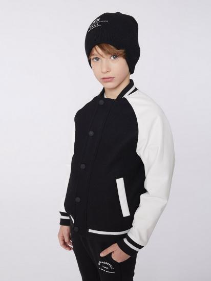 Куртка KARL LAGERFELD модель Z26068/N50 — фото - INTERTOP