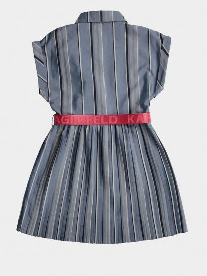 Сукня KARL LAGERFELD модель Z12173/Z77 — фото 2 - INTERTOP