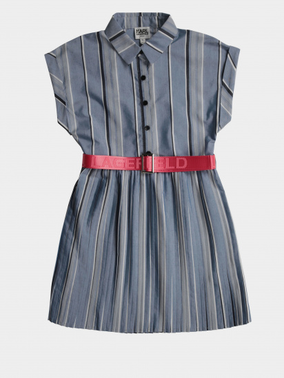 Сукня KARL LAGERFELD модель Z12173/Z77 — фото - INTERTOP