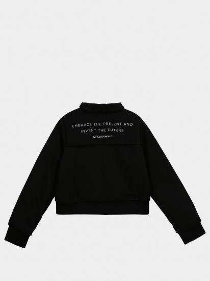 Легка куртка KARL LAGERFELD модель Z16110/09B — фото 2 - INTERTOP