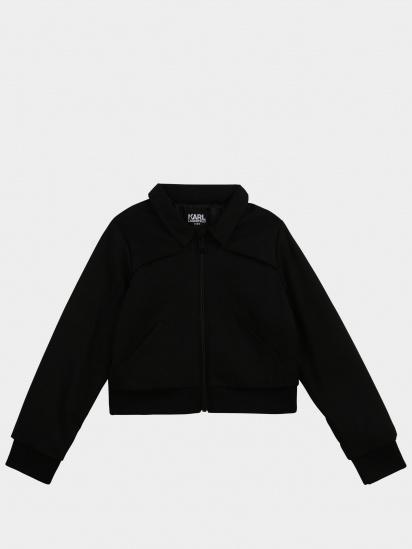 Легка куртка KARL LAGERFELD модель Z16110/09B — фото - INTERTOP