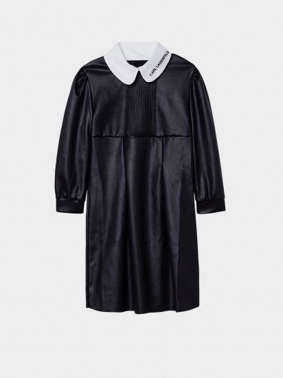 Сукня Karl Lagerfeld Kids модель Z12188/09B — фото - INTERTOP