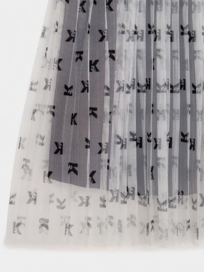 Сукня Karl Lagerfeld Kids модель Z12199/M41 — фото 4 - INTERTOP