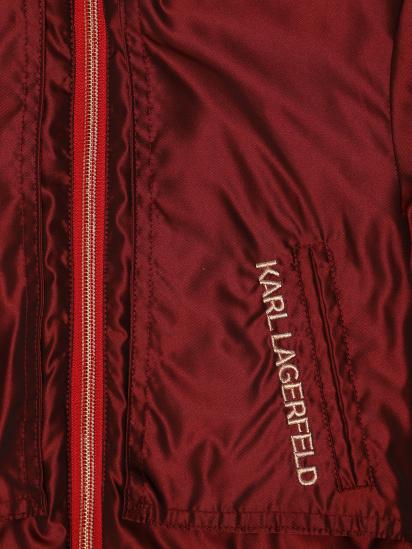 Легка куртка Karl Lagerfeld Kids модель Z16119/96H — фото 3 - INTERTOP