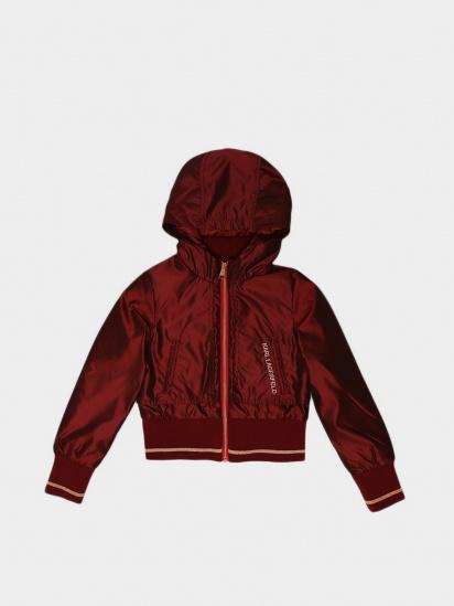 Легка куртка Karl Lagerfeld Kids модель Z16119/96H — фото - INTERTOP