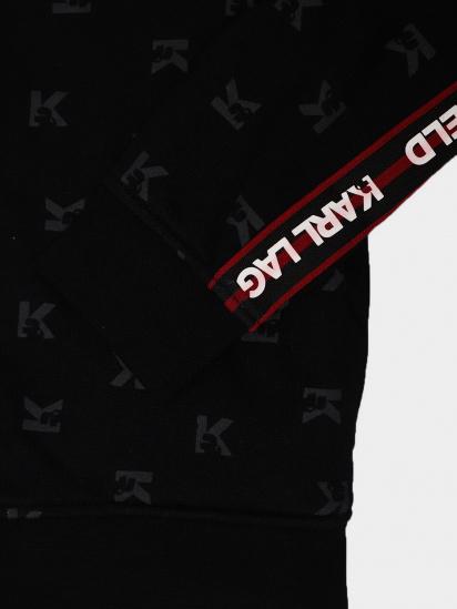 Кофта спортивна Karl Lagerfeld Kids модель Z25327/09B — фото 3 - INTERTOP