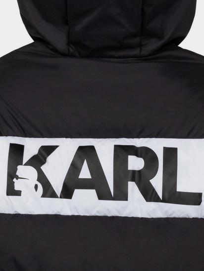 Зимова куртка Karl Lagerfeld Kids модель Z26084/09B — фото 3 - INTERTOP