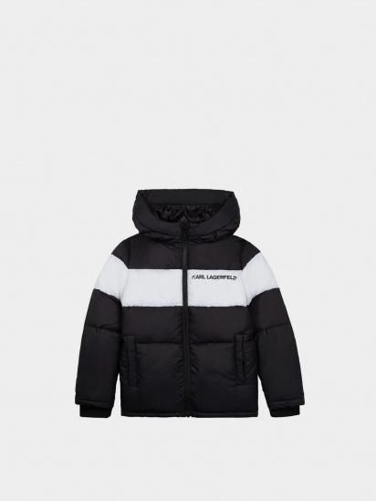 Зимова куртка Karl Lagerfeld Kids модель Z26084/09B — фото - INTERTOP