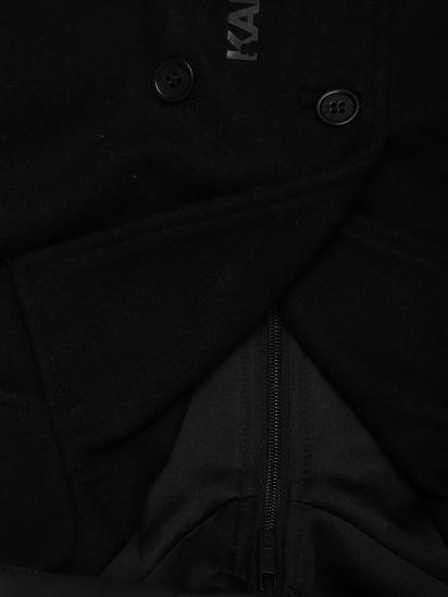 Пальто Karl Lagerfeld Kids модель Z26086/09B — фото 3 - INTERTOP