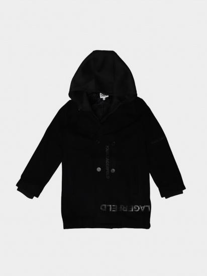 Пальто Karl Lagerfeld Kids модель Z26086/09B — фото - INTERTOP